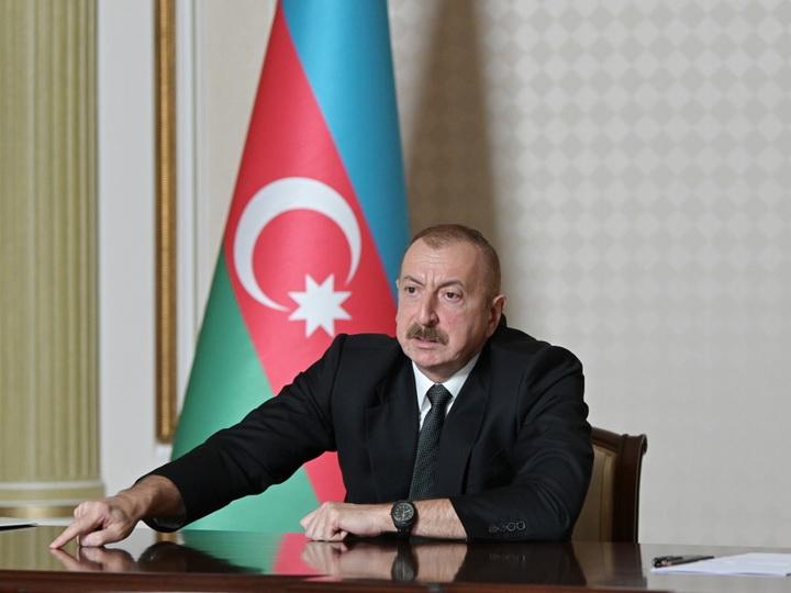 Президент Азербайджана - о вчерашней провокации у Аллеи шехидов: «Все предатели и провокаторы будут наказаны» - ВИДЕО
