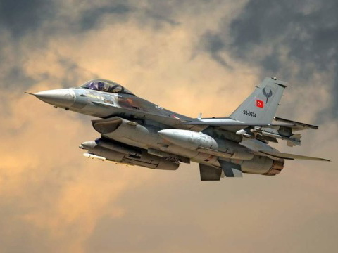 Турецкие истребители поддержали Азербайджан, совершив маневры на границе с Арменией – ВИДЕО