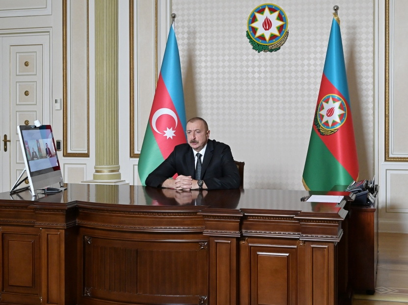 Президент Ильхам Алиев принял нового главу МИД Азербайджана - ФОТО