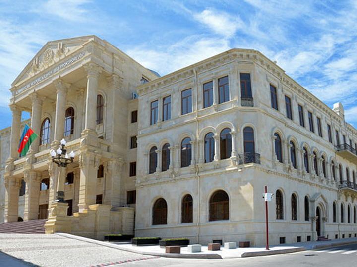 Генпрокуратура Азербайджана: Армения грубо нарушила фундаментальные нормы и принципы международного гуманитарного права