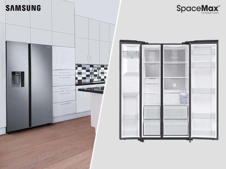 Холодильник Samsung с технологией SpaceMax™ - ваш незаменимый помощник в условиях карантина – ФОТО