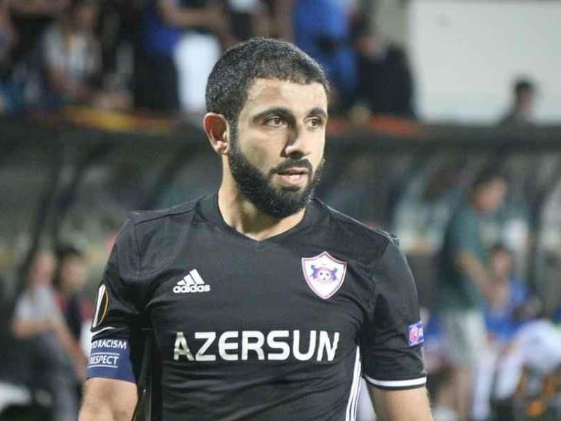Рашад Садыхов покинул «Карабах», чтобы возглавить «Зиря»