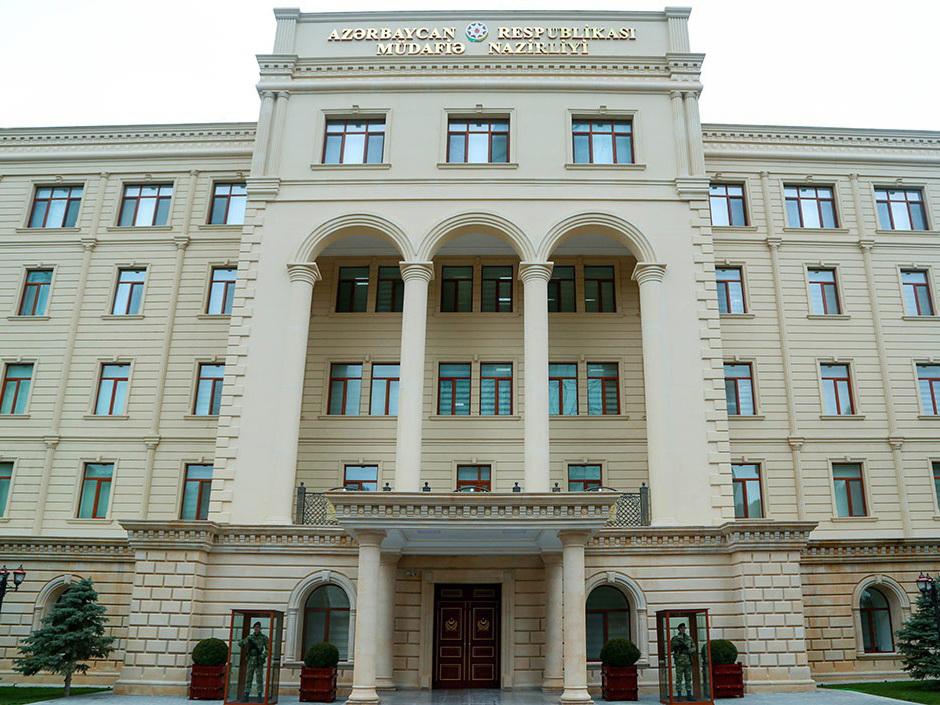 Минобороны Азербайджана о приведении в боевую готовность воинских частей армянской армии