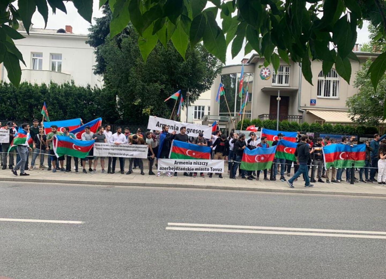В Польше провалилась армянская провокация - ФОТО