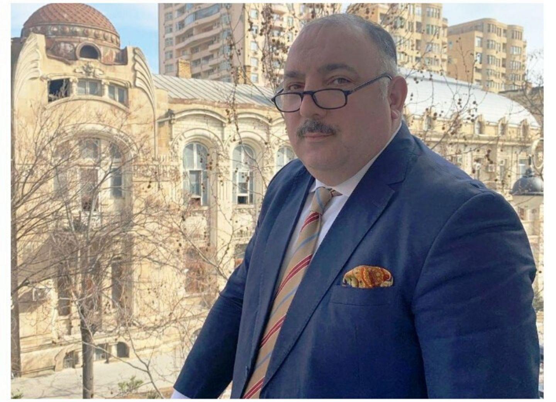 БахрамБагирзадевернулся вInstagramи опубликовал первый снимок из госпиталя – ФОТО
