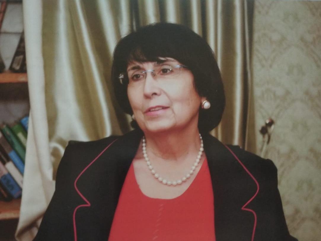 Памяти Рены ханум Пашаевой. Прощай, грустная леди…