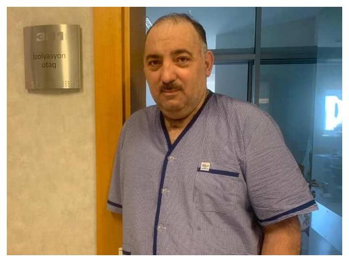 Бахрам Багирзаде: «Никому не пожелаю того, через что я прошёл…»