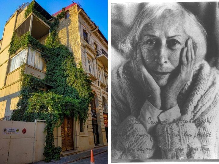 Необычные здания Баку: Путешествие по особняку Асадуллаева и подлинные воспоминания Банин – ФОТО