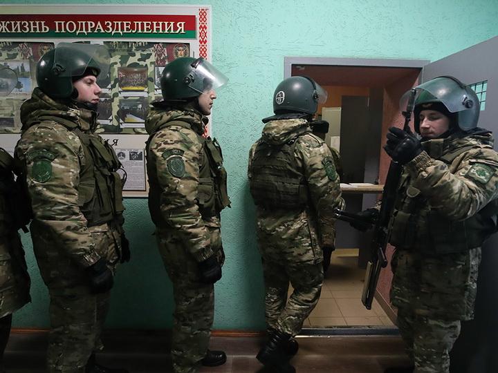 СМИ: Под Минском задержали больше 30 бойцов «ЧВК Вагнера», всего для «дестабилизации» прибыли 200 наемников