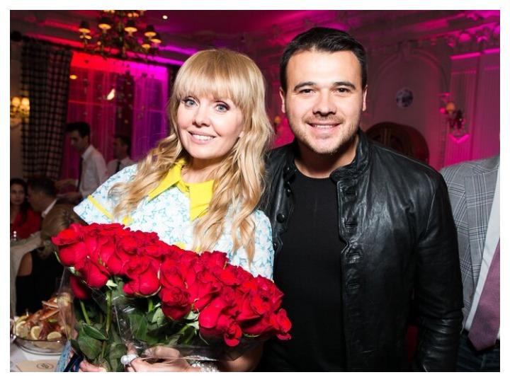 Валерия внесла ясность в вопрос разорения совместного бизнеса с Эмином Агаларовым