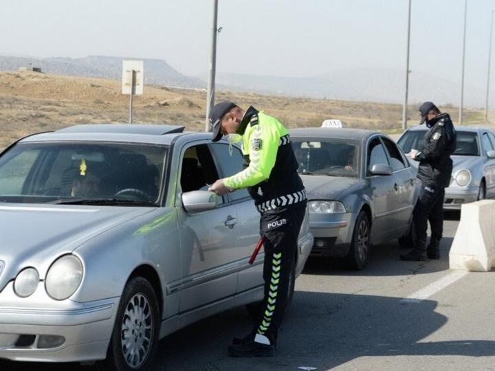 Дорожная полиция предупредила тех, кто на праздники хочет уехать из Баку в районы