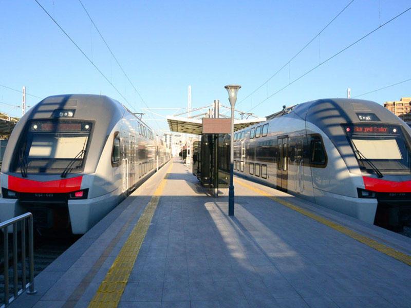 Bayram günlərində elektrik qatarlarının iş qrafiki açıqlandı
