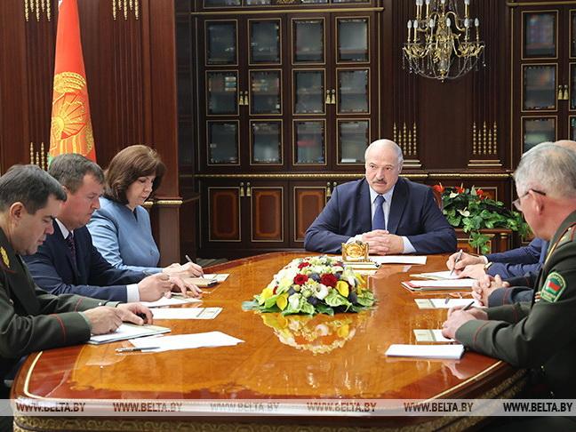 Лукашенко поручил разобраться с задержанием россиян: «У нас нет целей опорочить близкую страну»