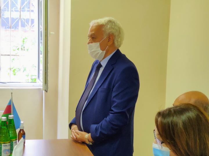 Работавший в Измире всемирно известный азербайджанский профессор возглавил НИИ в Азербайджане