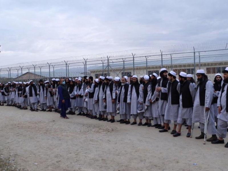 """Əfqanıstan hakimiyyəti """"Taliban""""ın 4600 üzvünü həbsxanadan buraxıb"""
