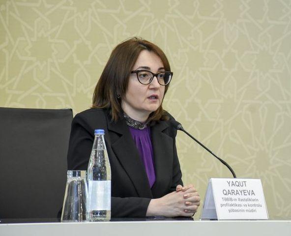 Yaqut Qarayeva: Məktəblərin və uşaq bağçalarının açılması müzakirə olunur