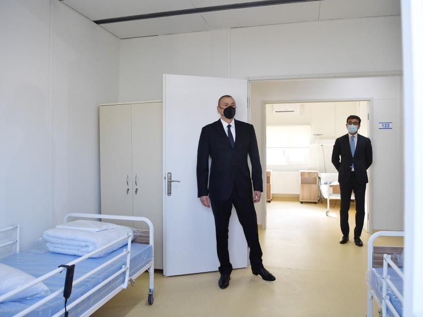 Главный фактор: Ильхам Алиев назвал основное условие успеха борьбы с пандемией
