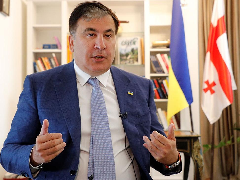 Саакашвили: Азербайджан спас Грузию от голода, мы этого не забудем