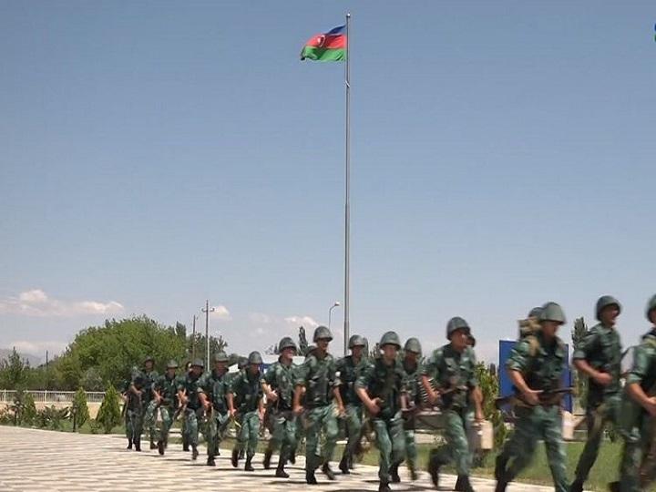 Naxçıvanda Azərbaycan-Türkiyə birgə genişmiqyaslı döyüş atışlı taktiki və taktiki-uçuş təlimləri keçirilir - VİDEO