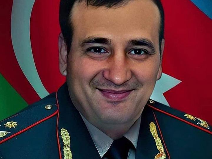 Минобороны: «Генерал Полад Гашимов погиб в окопе, где сражался вместе с солдатами»