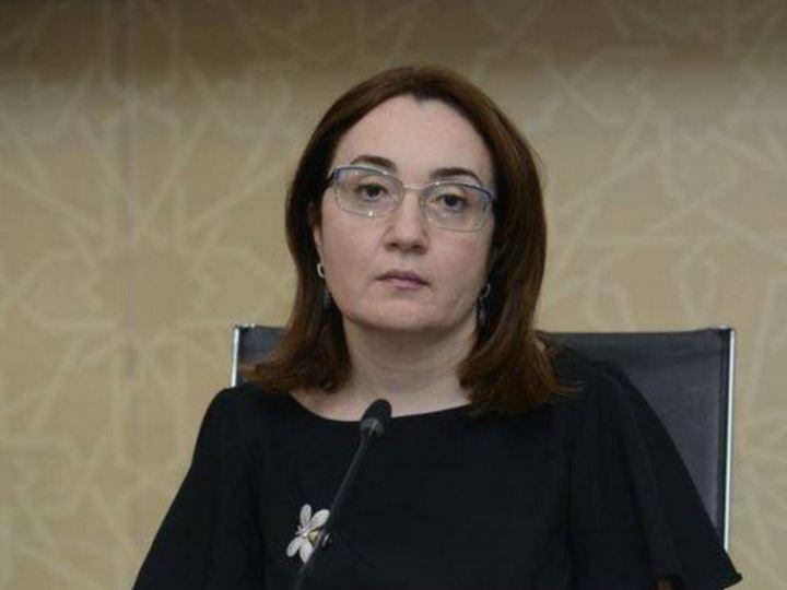 """Yaqut Qarayeva: """"Karantin rejimi yumşaldılsa da bütün işlər eyni qaydada davam etdirilir"""""""