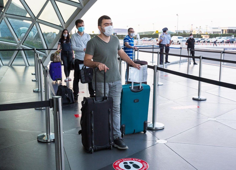 Хикмет Гаджиев: «Прилетевшие из-за границы могут за свой счет сдать тест на коронавирус в аэропорту»