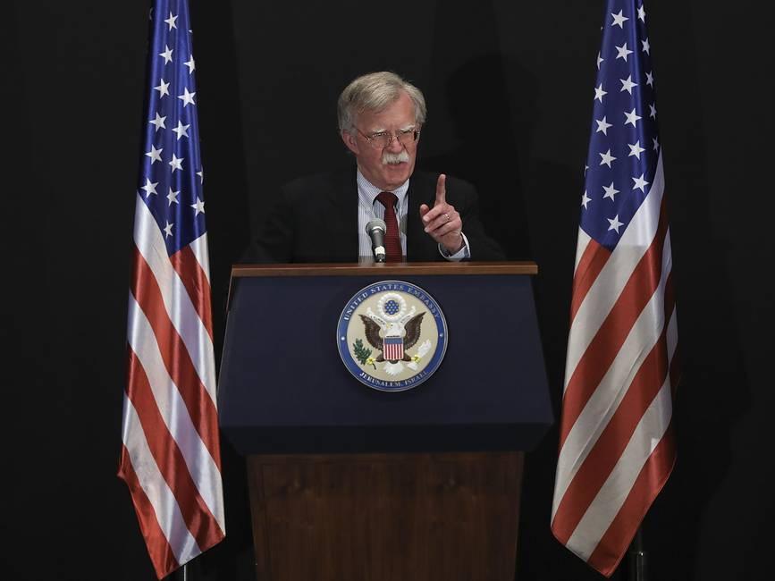 Болтон назвал Трампа «безнравственным президентом», не знающим истории
