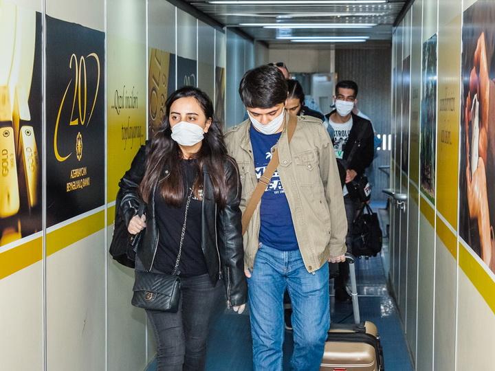Сегодня из Дагестана в Азербайджан доставлены еще 260 человек