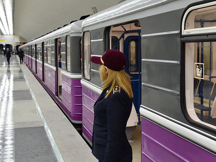 Бакинский метрополитен не будет работать до 31 августа - ОФИЦИАЛЬНО