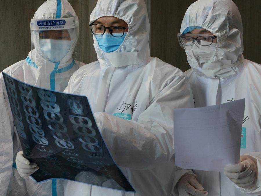 Китайские медики помогут Азербайджану в борьбе с COVID-19