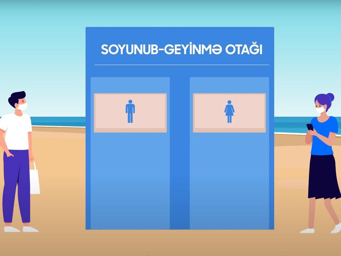 Как посещать пляжи в Азербайджане – ВИДЕОИНСТРУКЦИЯ