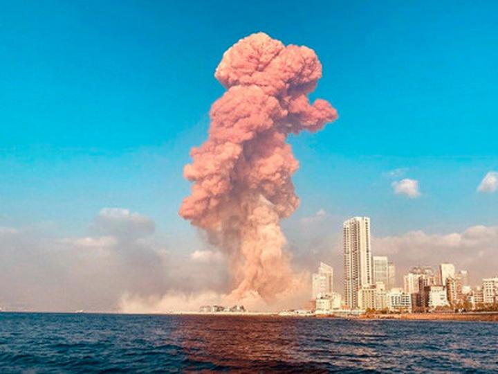 Причастен ли Израиль к взрыву в Бейруте? - Официальный комментарий – ФОТО – ВИДЕО