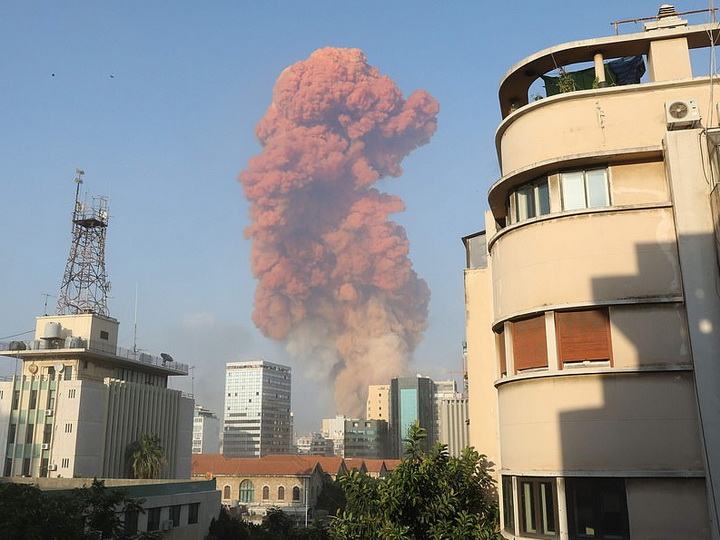 В Минздраве Ливана заявили о 40 погибших в результате взрыва