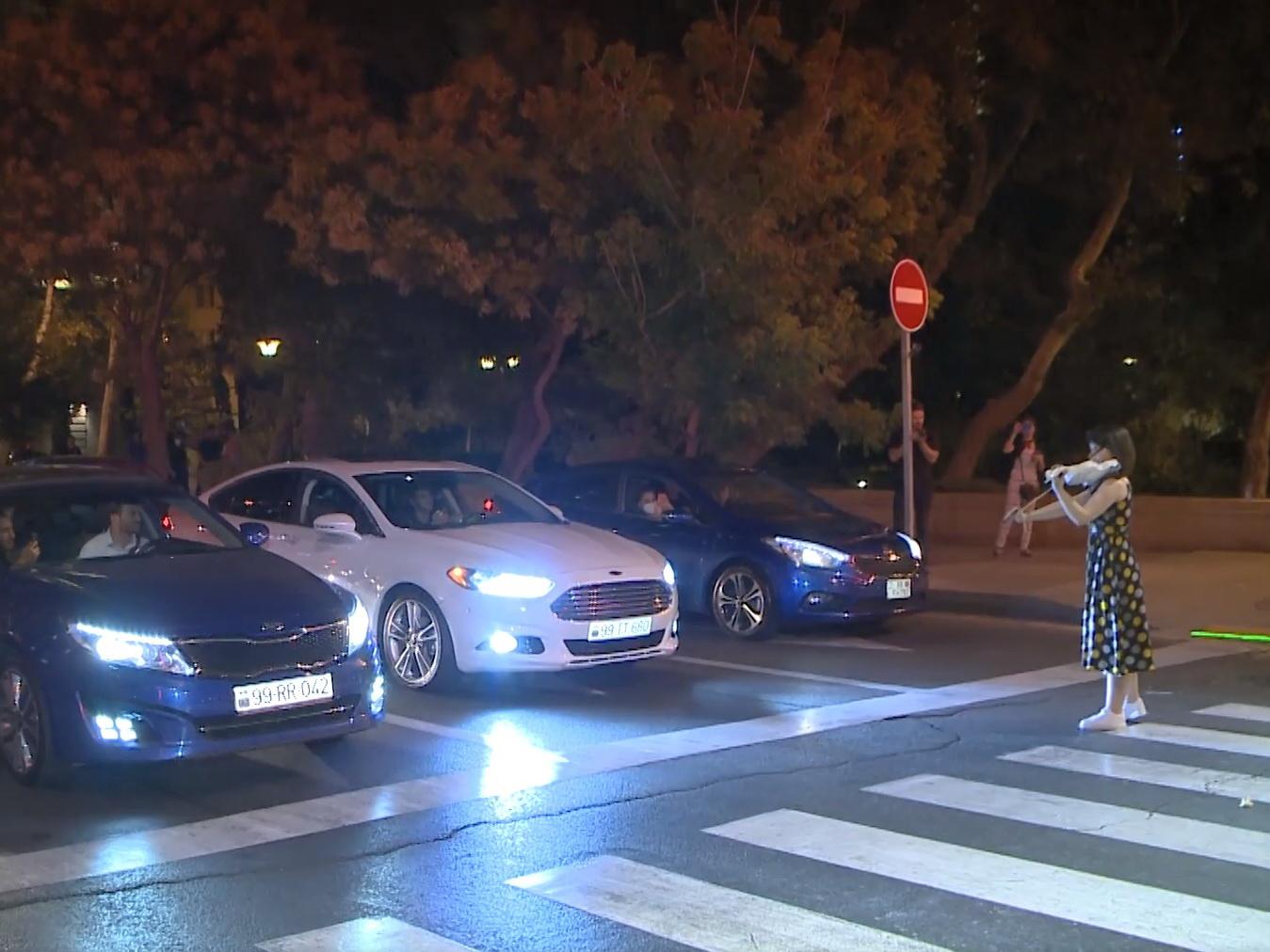 «Безопасность начинается с тебя!» В Баку презентован социальный ролик к Международному дню светофора – ВИДЕО