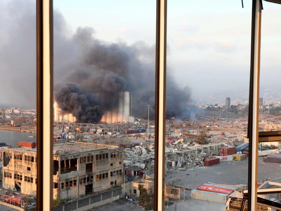 Грузом, ставшим причиной взрыва в Бейруте, владел уроженец Хабаровска – ФОТО