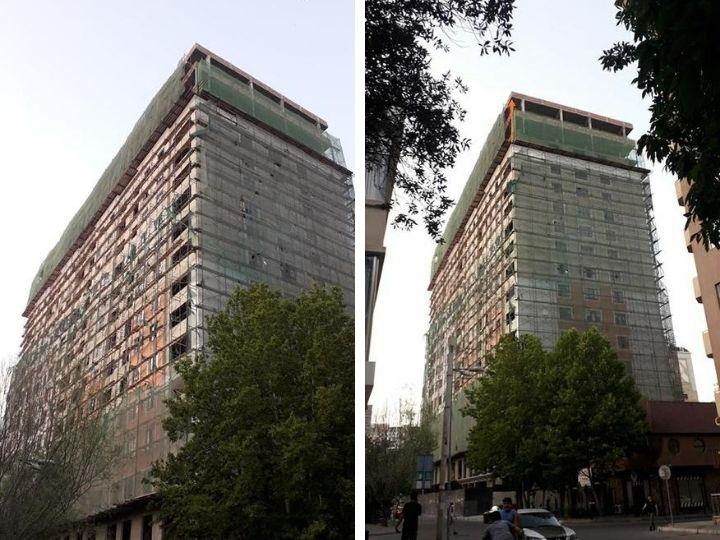 В Баку новостройке надстроили два этажа: вмешался Госкомитет – ФОТОФАКТ