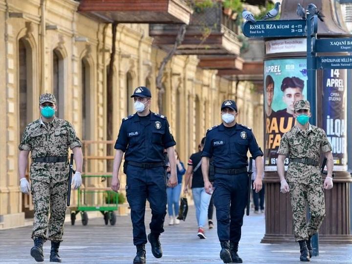 Sərt karantin rejimi yumşaldıldı - TAM SİYAHI