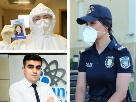 Görünməyən qəhrəmanlar: pandemiya fəxr edə biləcəyimiz insanları necə üzə çıxardı – FOTO
