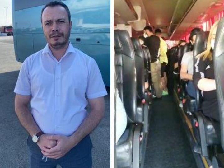 Житель Баку повез на отдых в район 40 родственников, несмотря на карантин – ФОТО – ВИДЕО