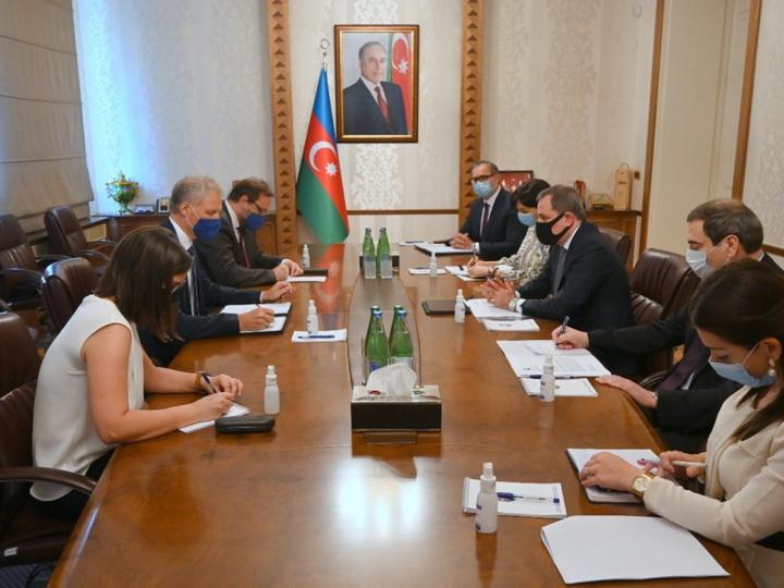 ДжейхунБайрамов: «Переговорыдолжны быть реальными и предметными, а не имитационными» - ФОТО