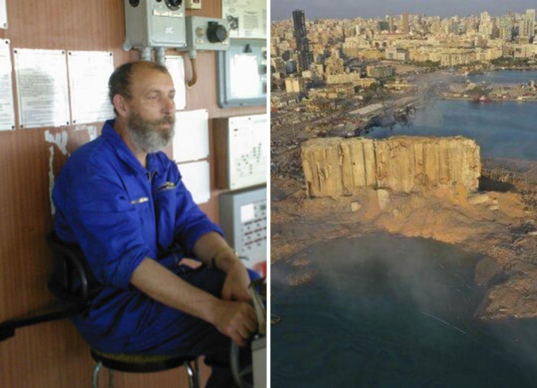 Капитан судна, груз которого взорвался в Бейруте: «Я думал, что это удобрения» - ФОТО