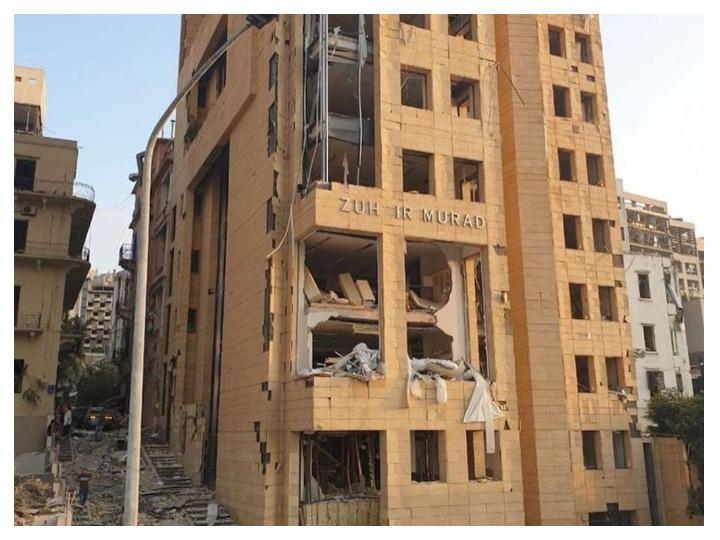 В результате взрыва в Бейруте разрушены ателье Зухаира Мурада и Эли Сааба – ФОТО – ВИДЕО