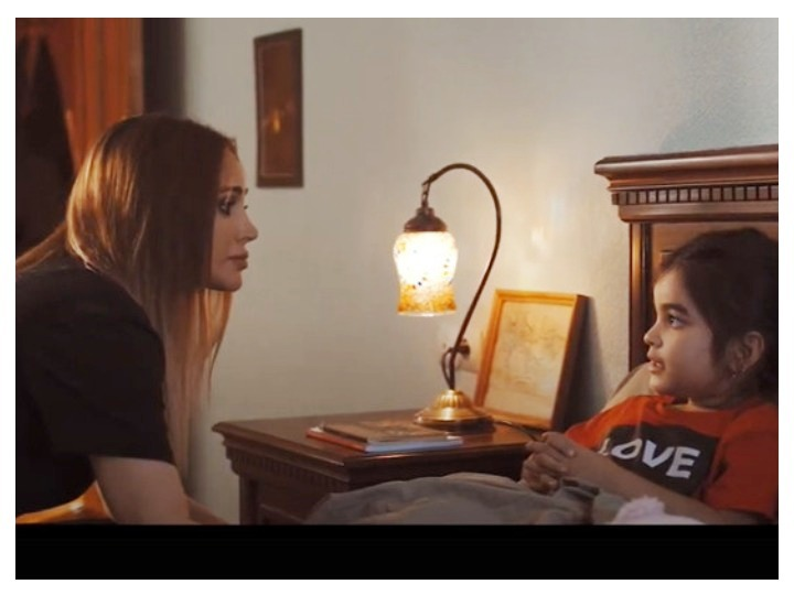 Нигяр Джамал в трогательном социальном ролике «Mən səni Azərbaycan qədər sevirəm» - ВИДЕО