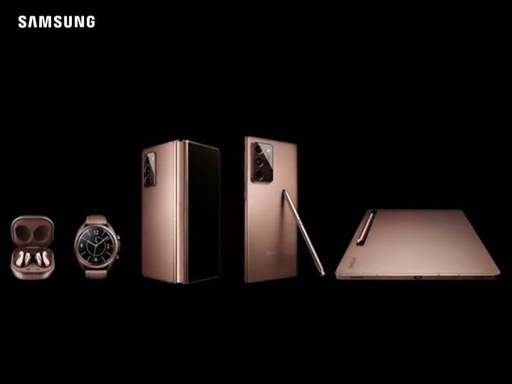 Первая виртуальная церемония Samsung Galaxy Unpacked – ФОТО
