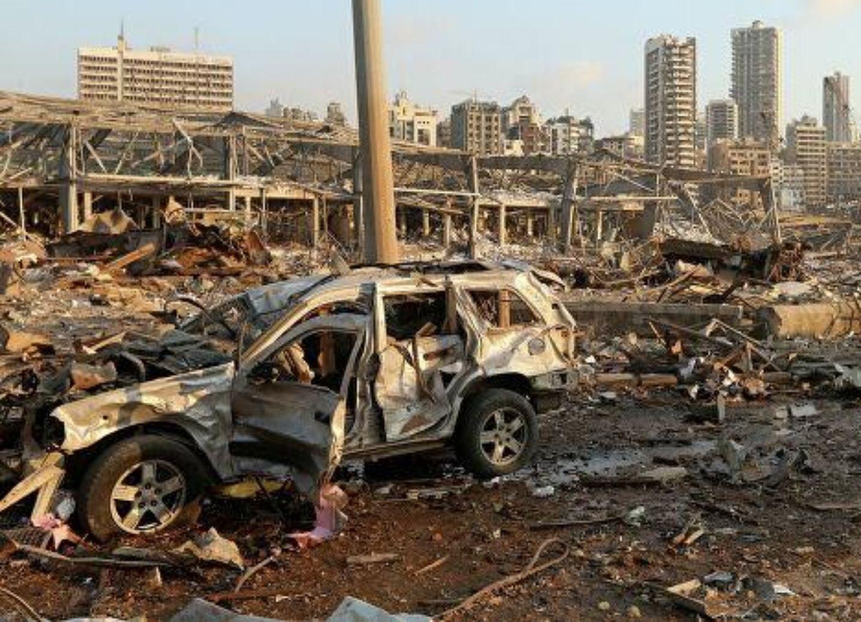 Число погибших в результате взрыва в Бейруте выросло до 149