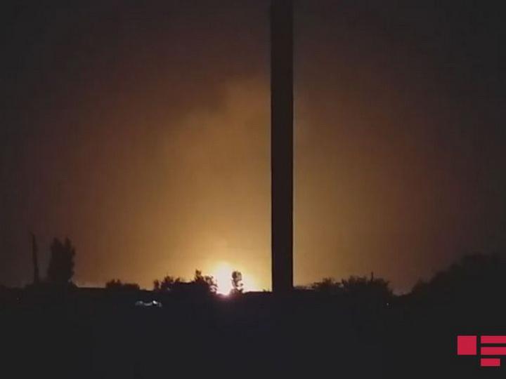 Произошел взрыв на магистральном газопроводе SOCAR – ПРИЧИНЫ – ФОТО – ВИДЕО
