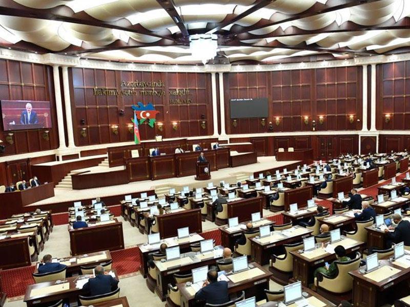 2020-ci il dövlət büdcəsinə dəyişiklik son oxunuşda qəbul edildi