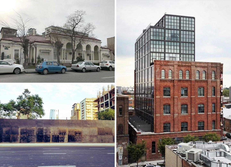 Спасти его призывал Бахрам Багирзаде: В Баку снесли историческое здание, сохранить которое мог инновационный архитектурный метод – ФОТО