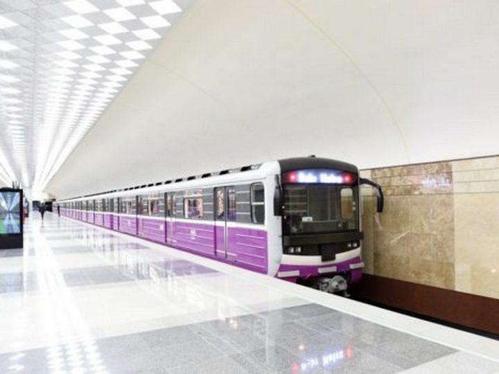 Metronun açılması müzakirə olunmur - AÇIQLAMA