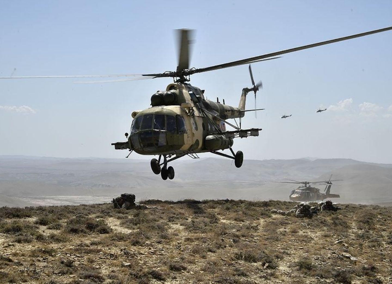 В первый этап тактических учений также привлечены подразделения спецназа - ФОТО - ВИДЕО
